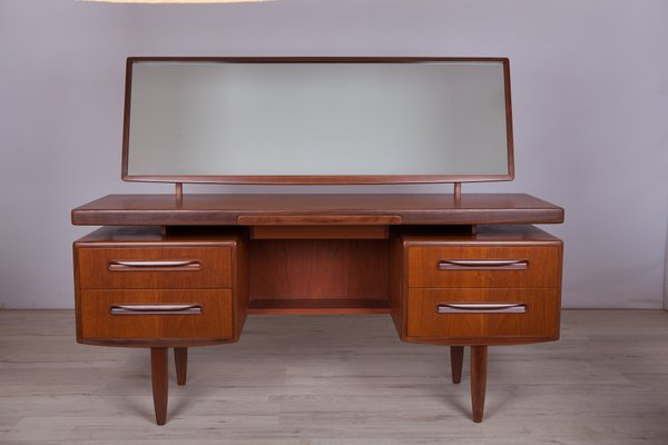 Vintage Dressing Table By Victor Wilkins For G Plan 1960s For