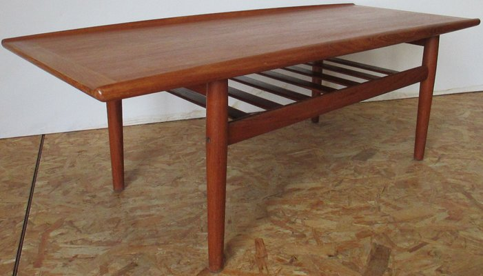 Vintage Surf Coffee Table By Grete Jalk For Glosstrup