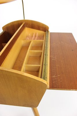 Mid Century Sewing Box, 1960s for sale at Pamono