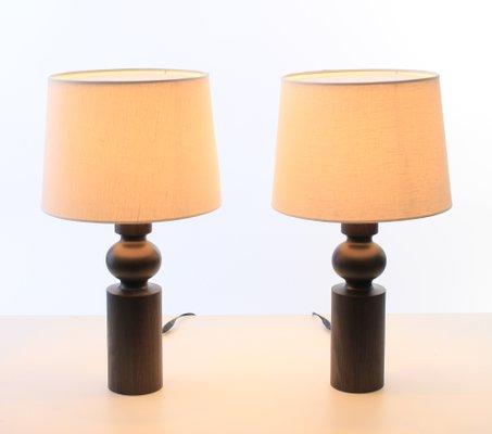 Scandinavian Modern Table Lamps by Uno