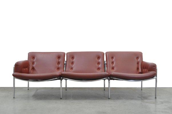 Excellent Model Osaka 3 Seater Sofa By Martin Visser For T Spectrum 1960S Dailytribune Chair Design For Home Dailytribuneorg