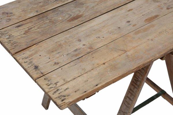Tavoli Da Pranzo In Stile.Tavolo Da Pranzo In Stile Antico Anni 50 In Vendita Su Pamono