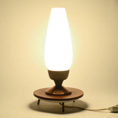 Mid Century Tripod Table Lamp