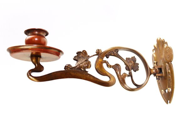 Antique Sconces By Henry Van De Velde