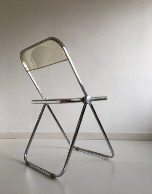 sillas plegables salon metacrilato