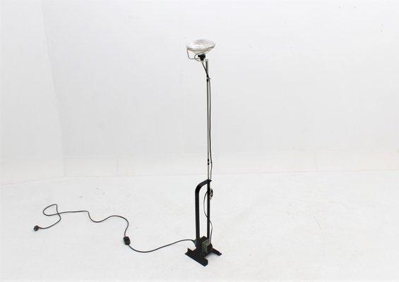Design Achille Castiglioni.Vintage Toio Floor Lamp By Achille Castiglioni For Flos 1970s