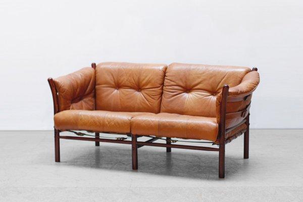 Prime Vintage Model Ilona Leather 2 Seater Sofas By Arne Norell For Arne Norell Ab Set Of 2 Forskolin Free Trial Chair Design Images Forskolin Free Trialorg