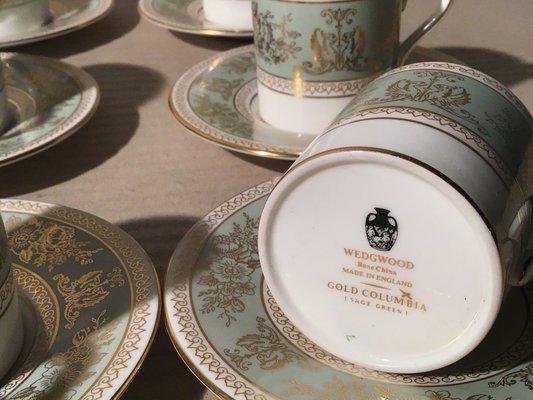 Wedgwood marchi risalenti Wedgwood ceramiche e porcellana