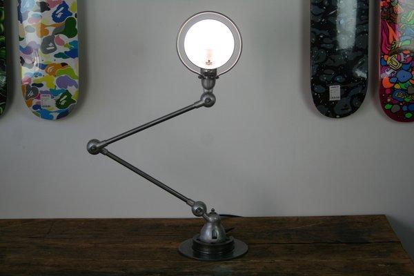 Table Lamp by Jean Louis Domecq for Jieldé, 1950s