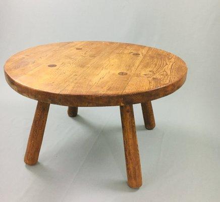 Tremendous Oak Coffee Table 1950S Machost Co Dining Chair Design Ideas Machostcouk