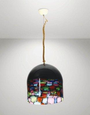 Murano Gl Pendant Lamp By Noti