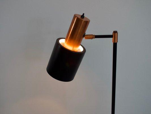 Studio Stehlampe von Johannes Hammerborg für Fog & Mørup, 1960er