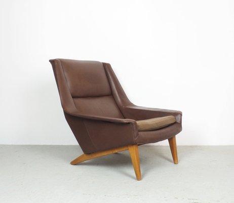 Tremendous Vintage Danish Model 4410 Lounge Chair By Folke Ohlsson For Fritz Hansen 1960S Creativecarmelina Interior Chair Design Creativecarmelinacom