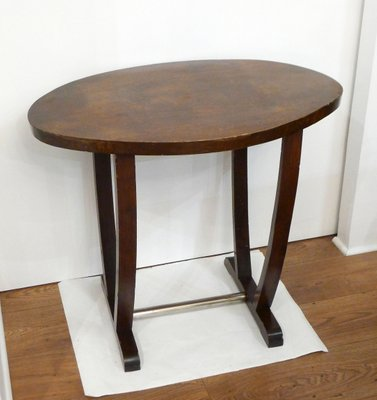 Vintage Art Deco Style Console Table For Sale At Pamono
