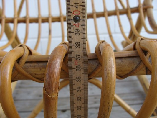 Incredible Bamboo Rocking Chair 1970S Inzonedesignstudio Interior Chair Design Inzonedesignstudiocom