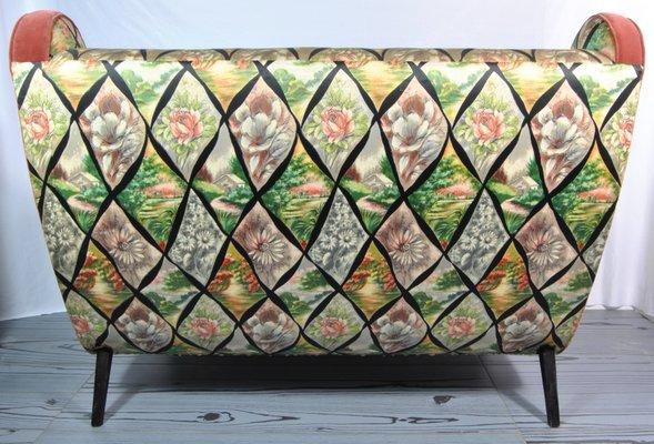 Brilliant Small Italian Sofa 1940S Camellatalisay Diy Chair Ideas Camellatalisaycom