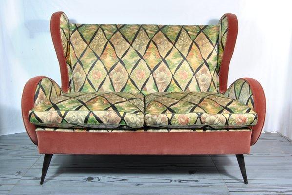 Marvelous Small Italian Sofa 1940S Camellatalisay Diy Chair Ideas Camellatalisaycom
