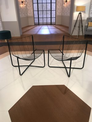 Jarpen Lounge Chairs by Niels Gammelgaard for IKEA, 1980s, Set of 2