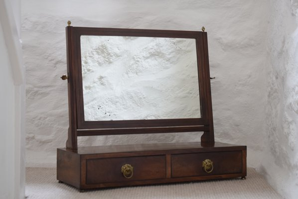 wholesale dealer 9a9e1 46c44 Antique Mahogany Dressing Table Mirror