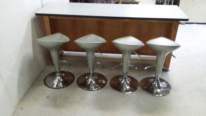 Wood Laminate Bar Table 1950s For Sale At Pamono