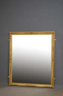 Specchio da parete grande, Francia, XIX secolo