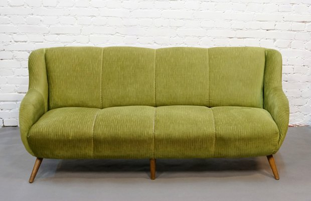 Pleasant Space Age Sofa 1960S Bralicious Painted Fabric Chair Ideas Braliciousco