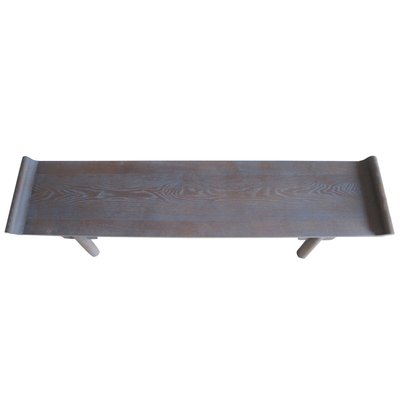 Excellent Vintage Chinese Blue Patinated Bench Unemploymentrelief Wooden Chair Designs For Living Room Unemploymentrelieforg