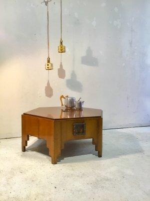 Roche Bobois Tavolini Da Salotto.Tavolino Da Caffe Hexa Di Roche Bobois Anni 70