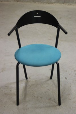 Postmodern Italian Desk Chair From Fly Line 1980s