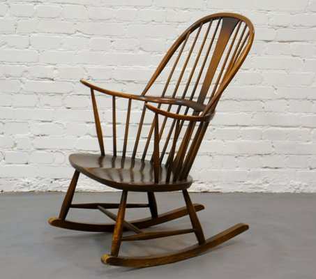 Vintage Rocking Chair 1950s For