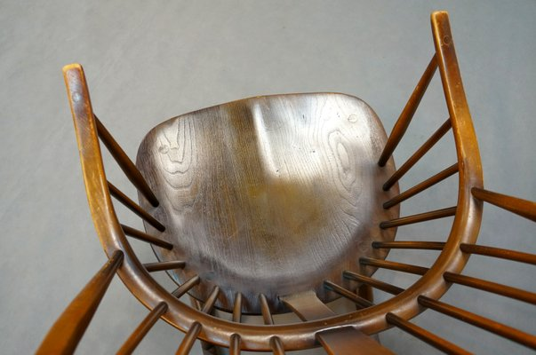 Peachy Vintage Rocking Chair 1950S Ibusinesslaw Wood Chair Design Ideas Ibusinesslaworg
