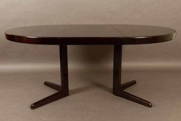 Extending Dining Table By H W Klein