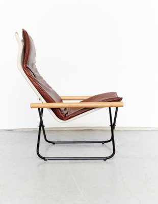 Prime Nychairx Folding Chair And Ottoman By Takeshi Nii 1970S Ocoug Best Dining Table And Chair Ideas Images Ocougorg