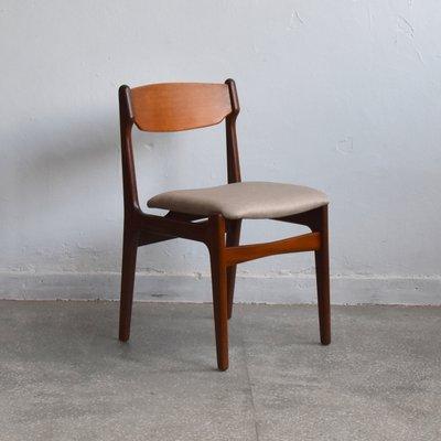 Danischer Vintage Stuhl Aus Teak Von Findahls Mobelfabrik 1960er