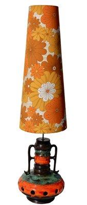 Fat Lava Floor Lamp 1962