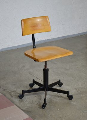 Superb Swivel Desk Chair By Martin Stoll For Stoll Giroflex 1960S Inzonedesignstudio Interior Chair Design Inzonedesignstudiocom