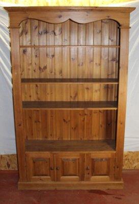 Vendita Librerie In Legno.Librerie In Legno Di Pino Anni 60 In Vendita Su Pamono