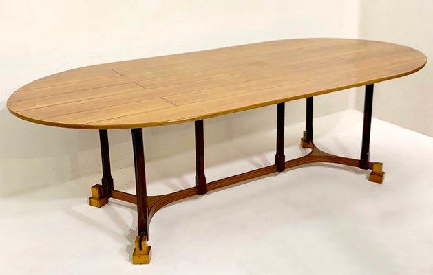 Large Vintage Italian Dining Table