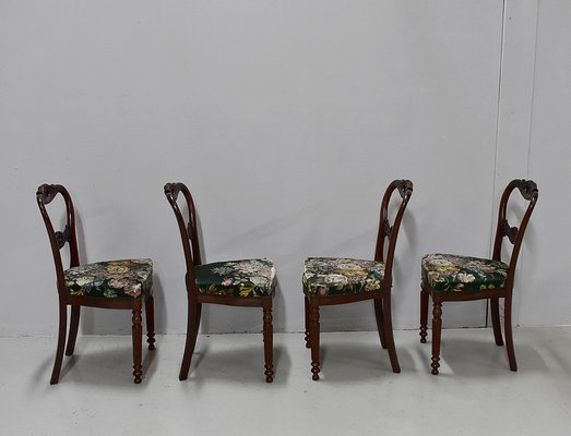Louis Philippe Dining Chairs Set