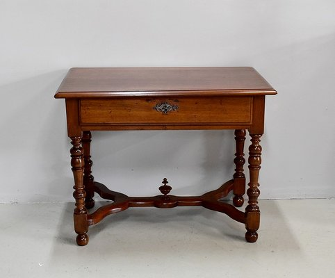 Small Antique Louis Xiv Xviii Desk