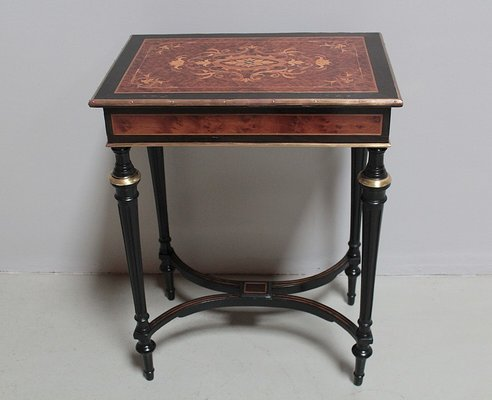 Antique Napoleon Iii Coffee Table For Sale At Pamono