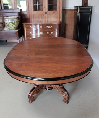 Antique Walnut Dining Table For At