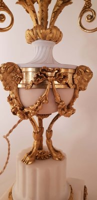 Antique Table Lamps Set Of 2 For