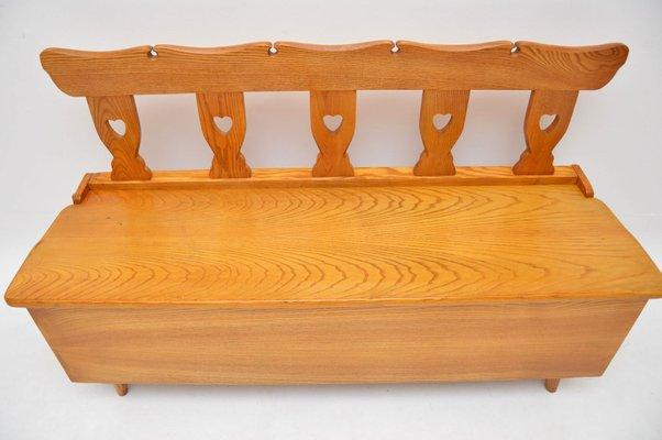 Sensational Vintage Solid Elm Set Of Side Chairs Bench Machost Co Dining Chair Design Ideas Machostcouk