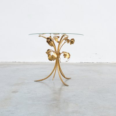 Bouquet of Roses Side Table, 1960s