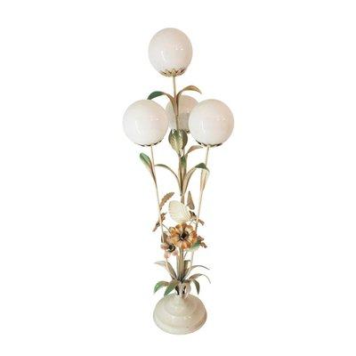Mid Century Flower Floor Lamp For, Flower Vase Floor Lamp