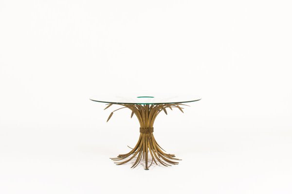 Goossens Design Bank.Coffee Table By Robert Goossens For Gabrielle Coco Chanel 1970s