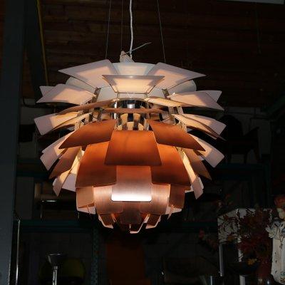 Danish Artichoke Ceiling Lamp by Poul Henningsen for Louis Poulsen, 1960s