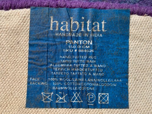 Wool Carpet By Verner Panton For Habitat 1998 For Sale At Pamono