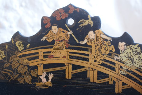 Super Antique Chinese Black Lacquer Rack Pdpeps Interior Chair Design Pdpepsorg